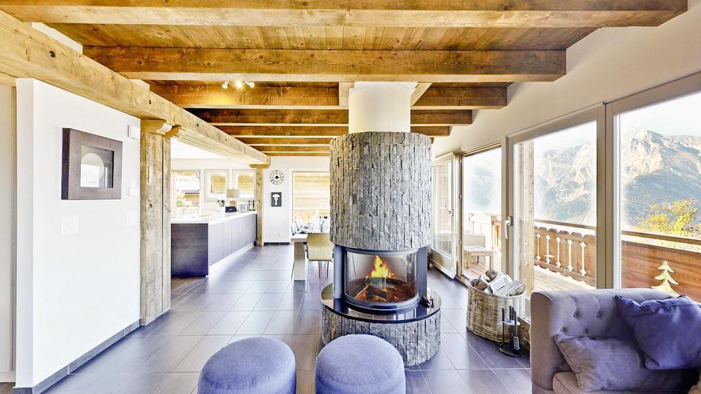 Ferienhaus Chalet 4-12 Pers. (2591394), Haute-Nendaz, 4 Vallées, Wallis, Schweiz, Bild 3