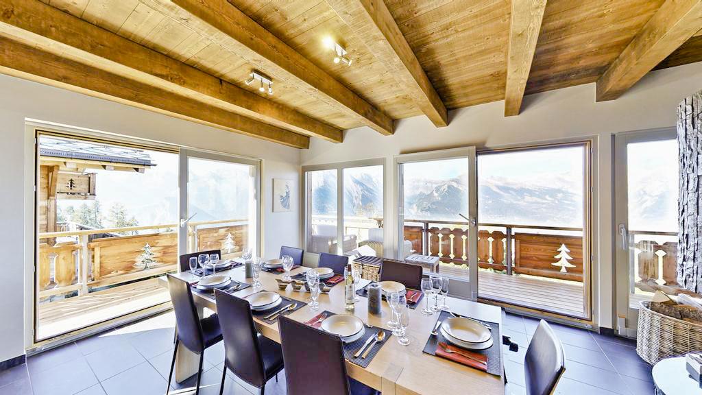 Ferienhaus Chalet 4-12 Pers. (2591394), Haute-Nendaz, 4 Vallées, Wallis, Schweiz, Bild 5