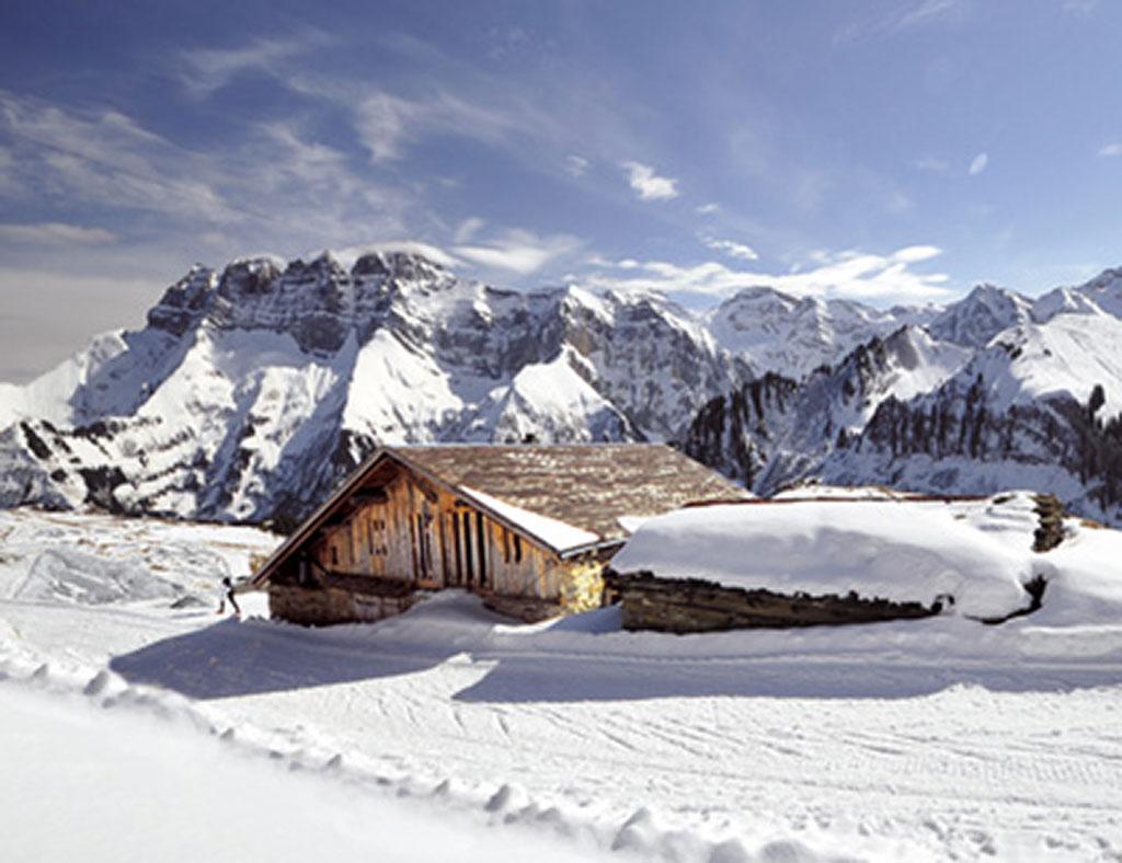 Ferienhaus Skihütte 6-8 Pers. (718092), Les Crosets, Val d'Illiez, Wallis, Schweiz, Bild 2