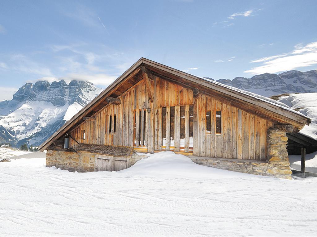 Ferienhaus Skihütte 6-8 Pers. (718092), Les Crosets, Val d'Illiez, Wallis, Schweiz, Bild 14