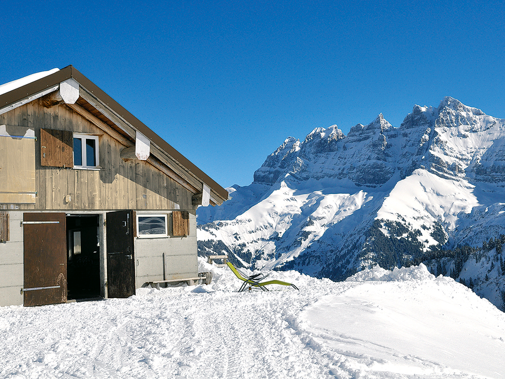 Ferienhaus Skihütte 8-10 Pers. (316991), Les Crosets, Val d'Illiez, Wallis, Schweiz, Bild 10