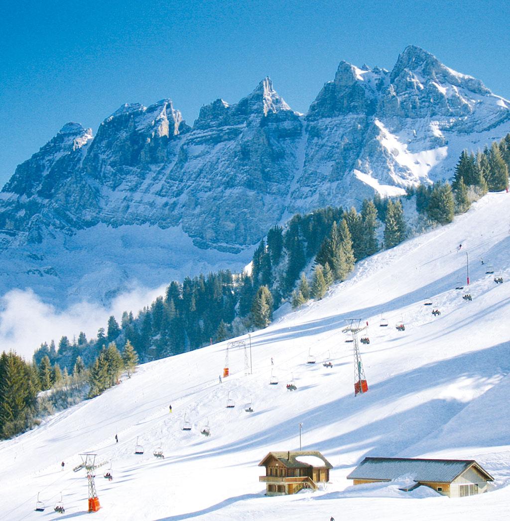 Ferienhaus Skihütte 4-8 Pers. (834947), Les Crosets, Val d'Illiez, Wallis, Schweiz, Bild 16