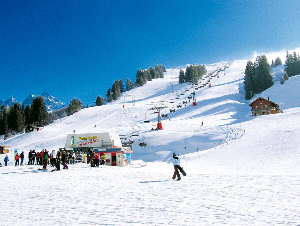 Ferienhaus Skihütte 4-8 Pers. (834947), Les Crosets, Val d'Illiez, Wallis, Schweiz, Bild 12