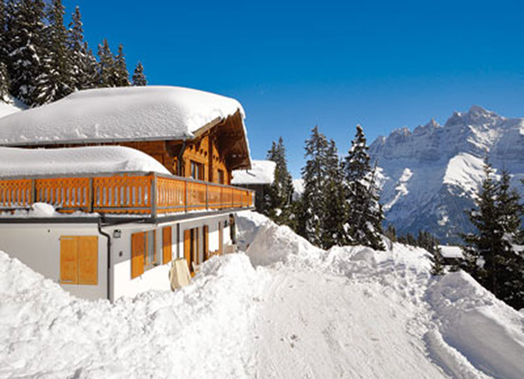 Holiday house Chalet 3-6 Pers. (419081), Les Crosets, Val d'Illiez, Valais, Switzerland, picture 10