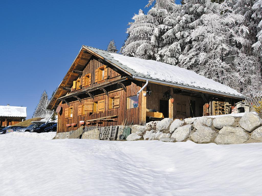 Chalet 7-10 Pers. Ferienhaus in Frankreich