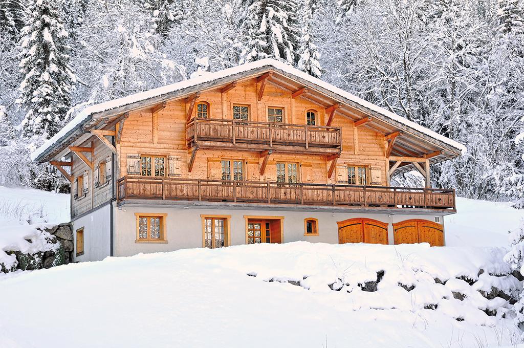 Chalet 10-20 Pers. Ferienhaus in Frankreich