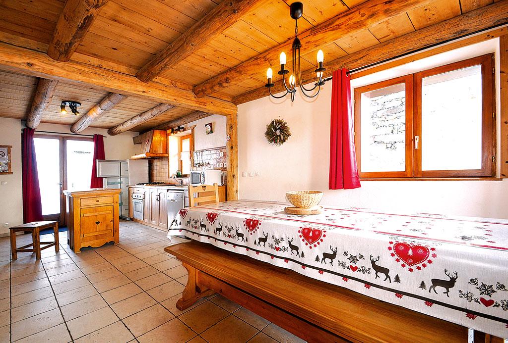 Ferienhaus Chalet 8-10 Pers. (182695), Levassaix, Savoyen, Rhône-Alpen, Frankreich, Bild 5