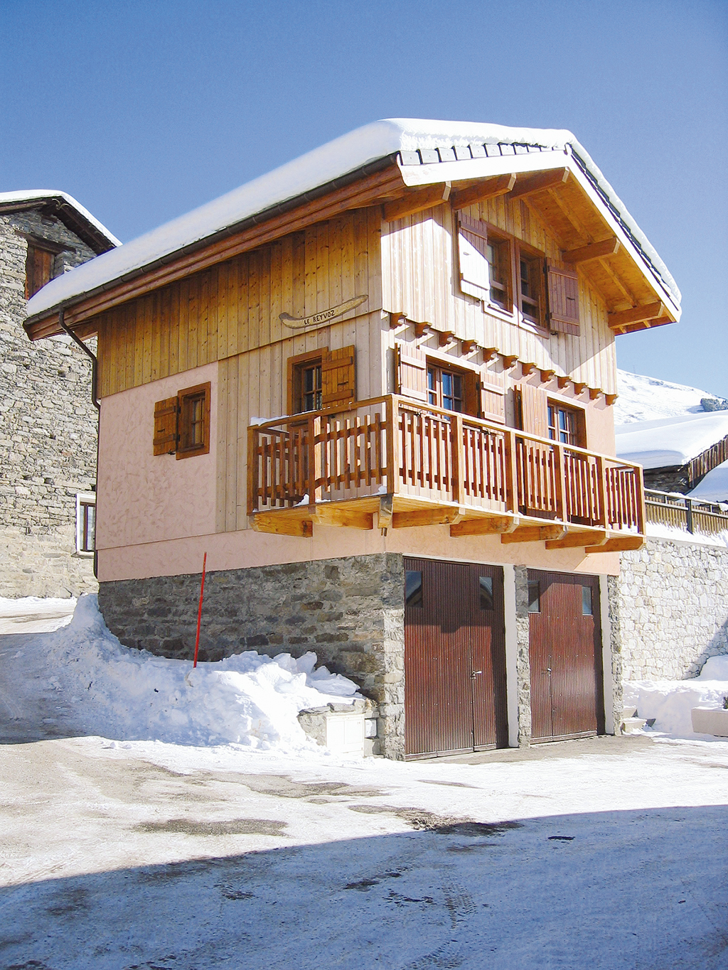 Holiday house Chalet 4-6 Pers. (182696), Levassaix, Savoy, Rhône-Alps, France, picture 1