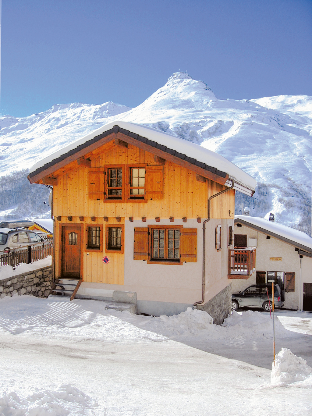 Holiday house Chalet 4-6 Pers. (182696), Levassaix, Savoy, Rhône-Alps, France, picture 2