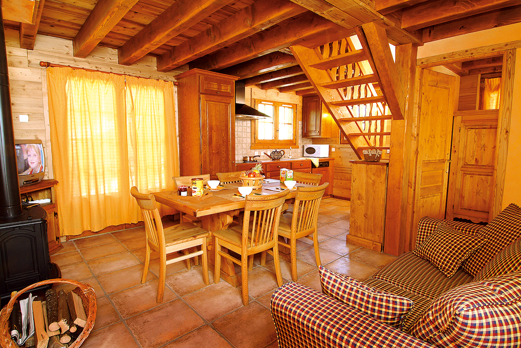 Holiday house Chalet 4-6 Pers. (182696), Levassaix, Savoy, Rhône-Alps, France, picture 3